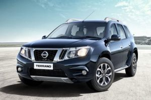 Nissan Terrano Specifications