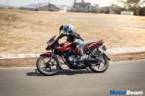 2017 Pulsar 135 LS Test Ride Review