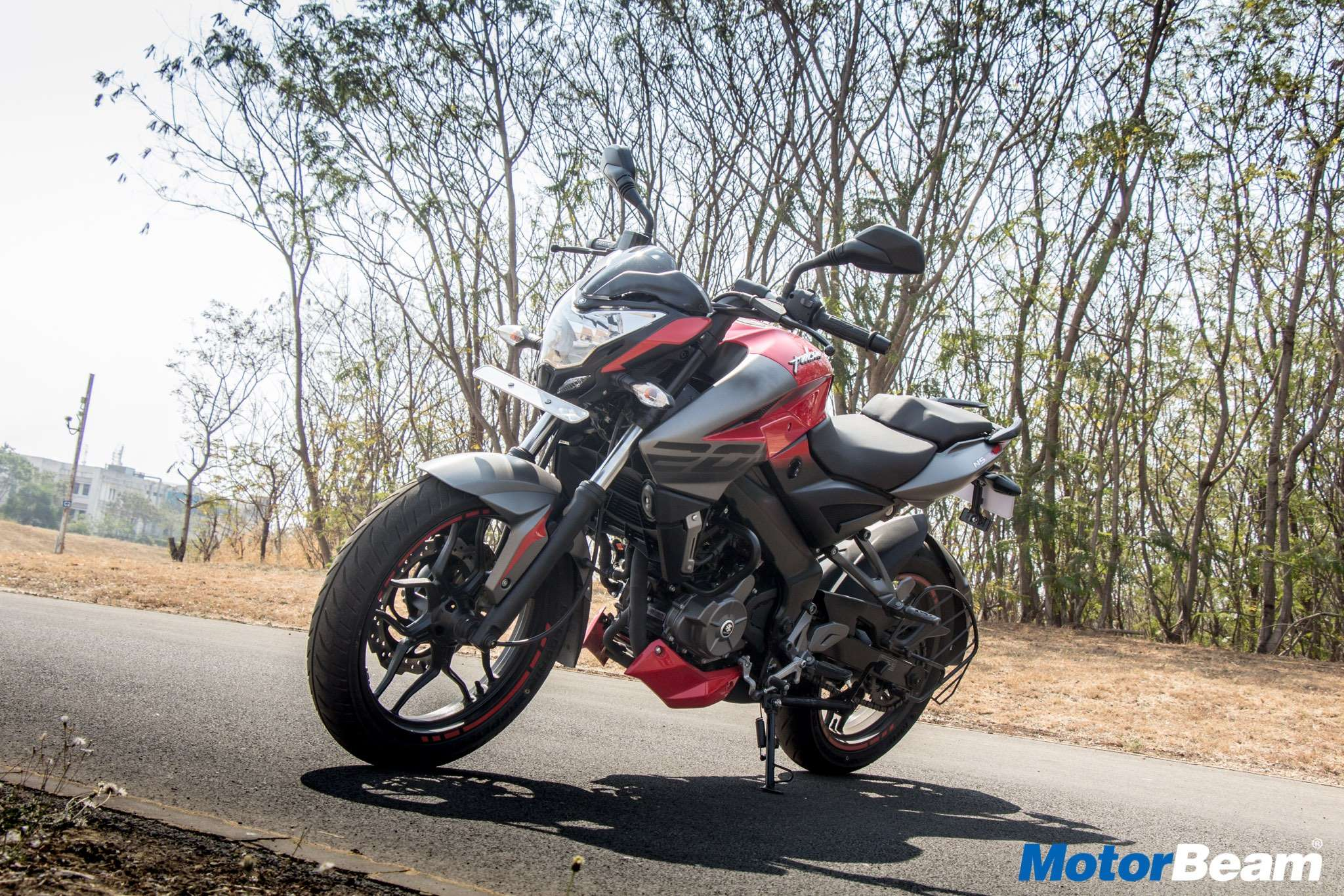 2017 Pulsar 200 NS Review