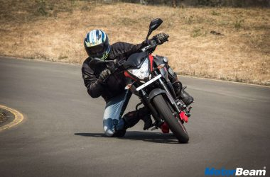 2017 Pulsar 200 NS Test Ride