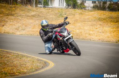 2017 Pulsar 200 NS Video Review