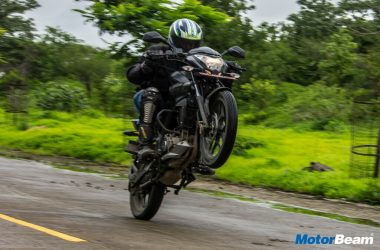 2017 Pulsar NS 160 Test Ride Review