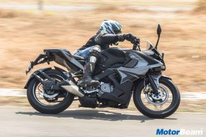 2017 Pulsar RS 200 Video Review