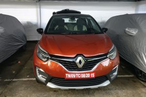 India Spec Renault Captur Officially Unveiled, Bookings Open