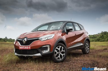 2017 Renault Captur Review