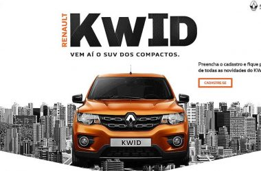 Safer Renault Kwid To Be Launched In Brazil In June