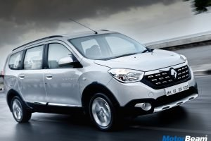 2017 Renault Lodgy Stepway Review First Drive