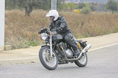 2017 Royal Enfield Continental GT 750 Front