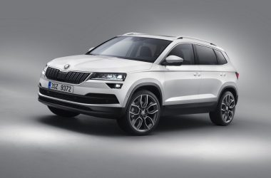 2017 Skoda Karoq Front and Side