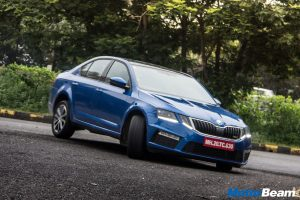 2017 Skoda Octavia RS Review Test Drive