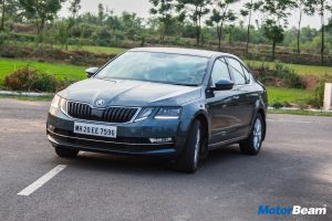 2017 Skoda Octavia Review Test Drive