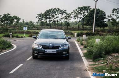Skoda To Launch Hatchback Underpinned By MQB-A0 IN Platform