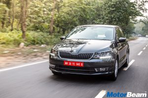 2017 Skoda Rapid Review