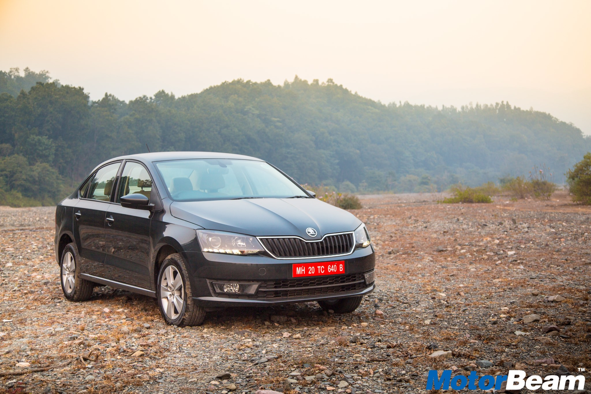 2017 Skoda Rapid Review Test Drive