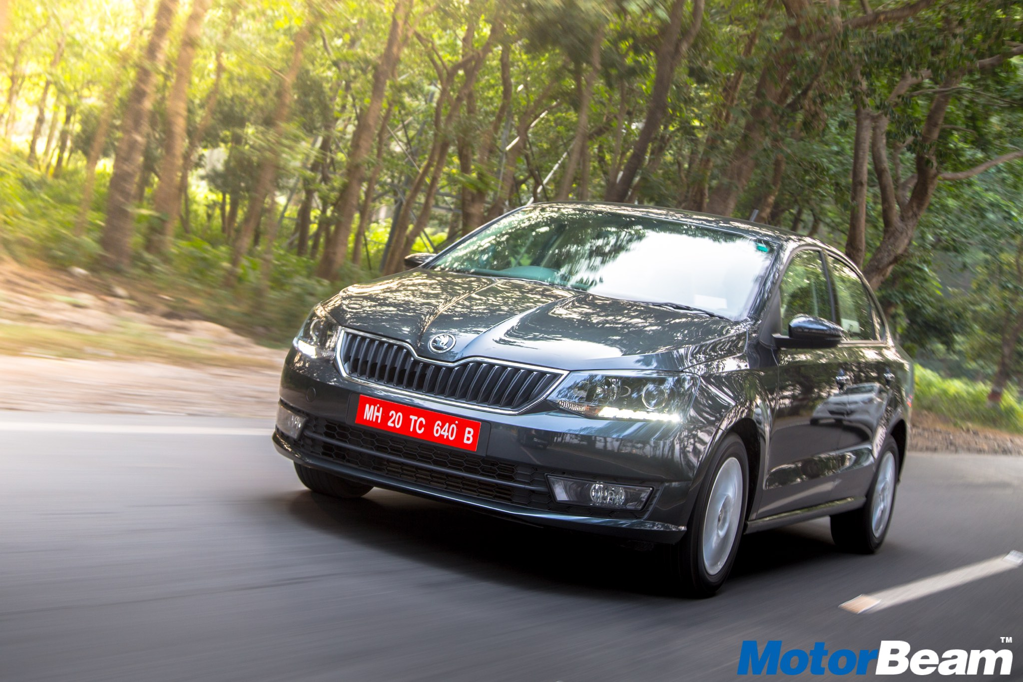 2017 Skoda Rapid Video Review