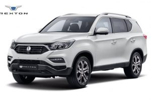 2017 SsangYong Rexton Revealed, India Bound