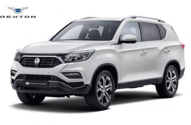 2018 SsangYong Rexton India Launch Confirmed
