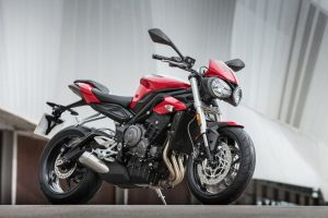 2017 Street Triple S Launched In India