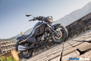 2017 Suzuki Intruder 150 Review