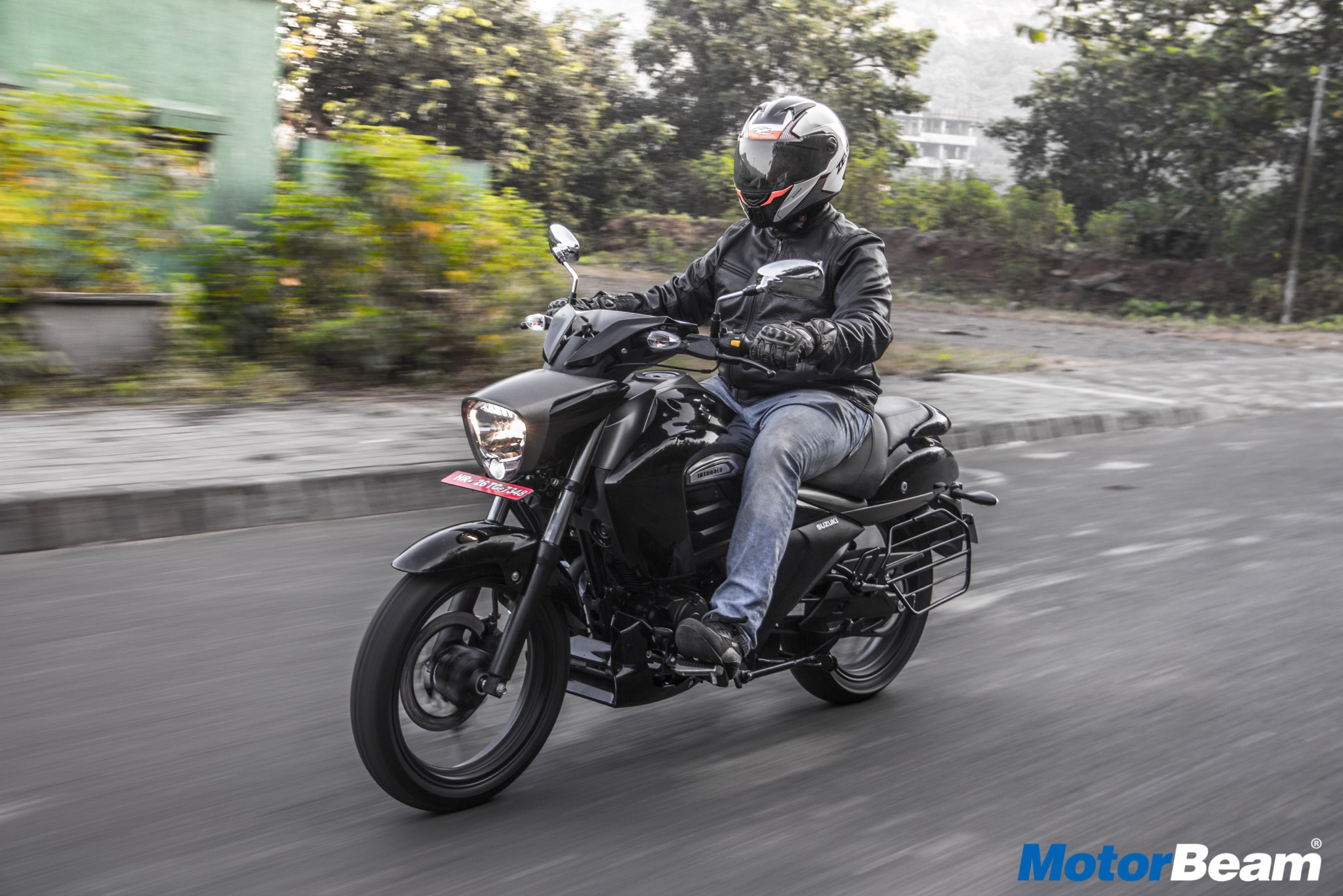 2017 Suzuki Intruder 150 Review Test Ride