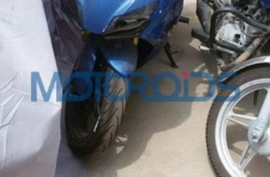 TVS Akula 310 Production Model Spotted, Launch In July