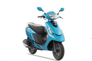 TVS Bags Patent For Hybrid Drive System In Two Wheelers