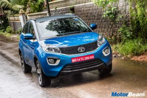 2017 Tata Nexon Test Drive Review