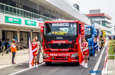 2017 Tata T1 Prima Truck Race At BIC – Thrilling Weekend!