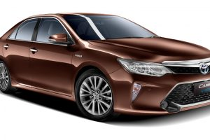 2017 Toyota Camry Hybrid