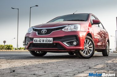 2017 Toyota Etios Facelift Review