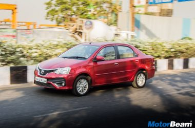 2017 Toyota Etios Facelift Test Drive Review