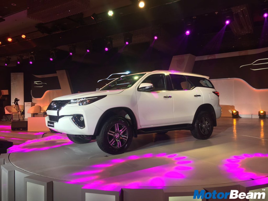 2017 Toyota Fortuner Prices