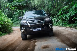 2017 Toyota Fortuner Review Test Drive
