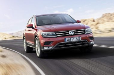 Volkswagen Tiguan India Launch In 2017, Imported For Testing
