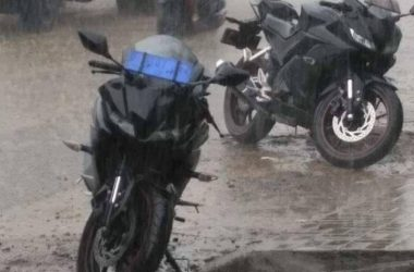 2017 Yamaha R15 V3 Spied Completely Undisguised