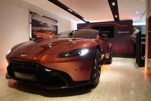 Aston Martin One 77 Officially Unveiled