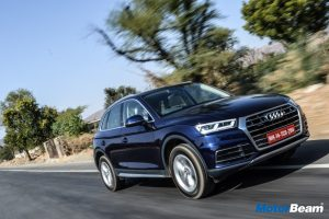 2018 Audi Q5 Review Test Drive