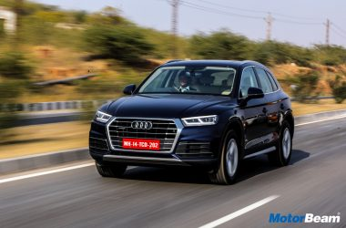 2018 Audi Q5 Video Review