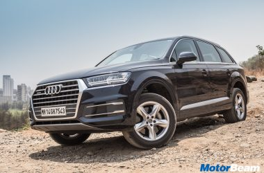 2018 Audi Q7 Petrol Review