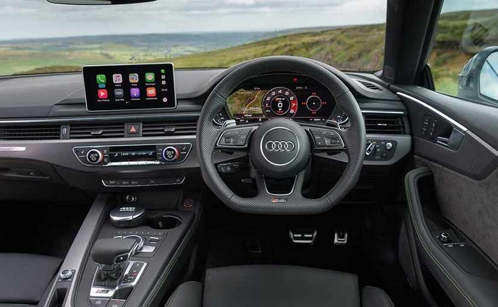 2018 audi rs5 coupe price is rs. 1.1 crores | motorbeam