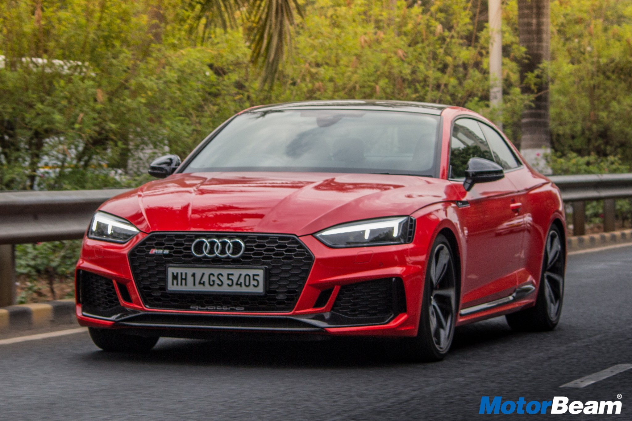 2018 Audi RS5 Coupe Test Drive Review