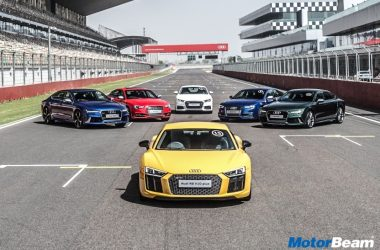 2018 Audi Sportscar Experience With R8 LMX, RS5 & RS7