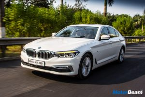 2018 BMW 520d Review Test Drive