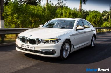 2018 BMW 520d Test Drive Review