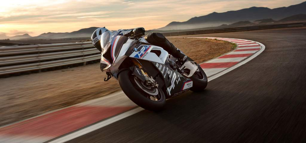 2018 BMW HP4 Race India Launch