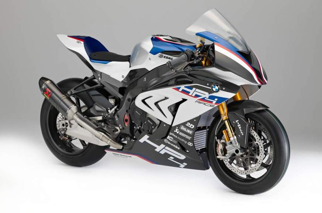 2018 BMW HP4 Race Price