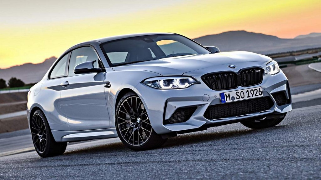 2018 BMW M2 Competition Front