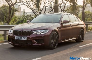 2018 BMW M5 Test Drive Review