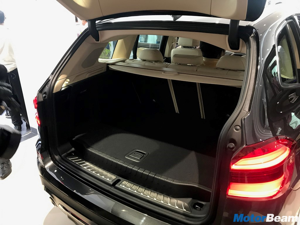 2018 BMW X3 Features