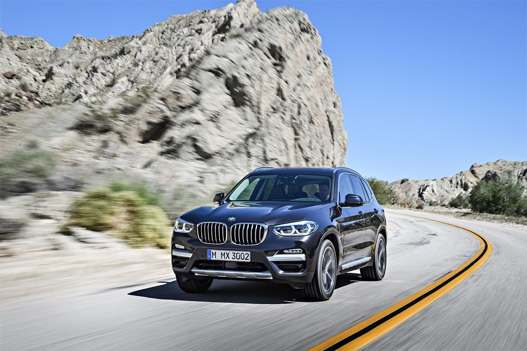 2018 Bmw X3 Revealed Officially Motorbeam